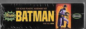 Moebius Batman Figure Kit in 1/8, Batman '66 TV Series, Adam West, 950 ST
