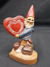 "Tom Clark Gnome ""Hart"" Chocolates and Sweets Edition 87 From 1993 Coa Included"