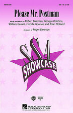 The Marvelettes: Please Mr. Postman (SSA) SSA Sheet Music Vocal Score