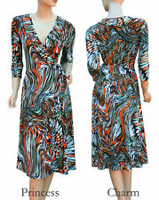 Hand-wash Only Plus Size Wrap Dresses