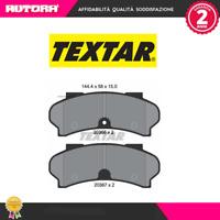 2036602 Kit pastiglie freno a disco ant.Peugeot (MARCA-TEXTAR)