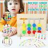 Obstpaarungsspiel Kinder Holz Montessori Training Kinder Lernspielzeug Geschenk
