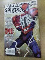 Amazing Spider-man #568 2nd Print Variant NM key Anti-Venom appearance marvel