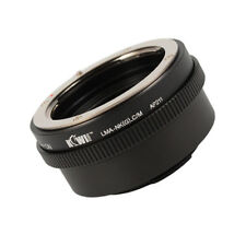 Lens Mount Adapter compatible Nikon (G) Lens to Canon EOS M Mount