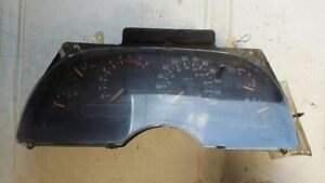 Speedometer With Trip Odometer 6-191 Cluster Fits 92-93 BERETTA 20955