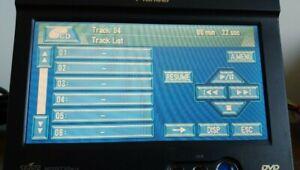 Pioneer Avic-X1R Single 2 DIN CD DVD Car Radio