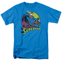 Superman T-Shirt DC Comics Sizes S-3X NEW