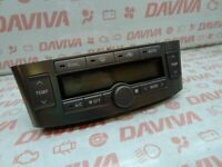 TOYOTA AVENSIS T25 MK2 2003-2009 A/C & HEATER CLIMATE CONTROL SWITCH PANEL