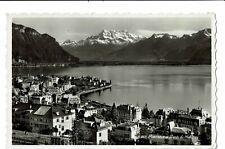 CPA -Carte postale-Suisse- Vaud-Montreux-Dents du Midi -VM2334