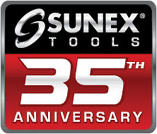 "Sunex 1"" Dr. 33mm Extra Long Impact Socket 533MEL"