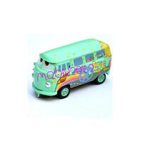 1:55 Disney Pixar Cars NO.95 86 43 F1 Mack Truck Hauler Diecast Mcqueen Kid Gift