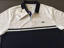 LACOSTE Sport Men's Short Sleeve Croc logo Active Shirt Size XL / 6 NEW Genuine