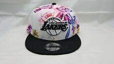 NEW ERA 9FIFTY SNAPBACK HAT.  NBA.  LOS ANGELES LAKERS.