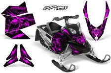 Ski-Doo Rev XP Decal Graphic Kit Sled Snowmobile Sticker Wrap 08-12 NIGHTWOLF P