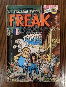 Fabulous Furry Freak Brothers #1 1st Printing