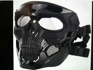 SGOYH Airsoft Tactical Skull Messenger Masks