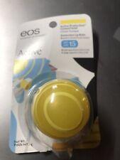 ⭐ EOS Shea + SPF Sphere Lip Balm - Lemon Twist | (5 for $12.00) SPF FPS 15