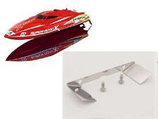 Ersatzteil Rennboot Speedboot Super Mono X: Trim Tabs