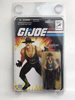 G.I.Joe SGT SLAUGHTER Drill Instructor Comic Con 2010 Hasbro Action Figure New
