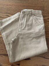 The Children's Place Boys khaki Dress uniform pants - size 5T - stain resistant