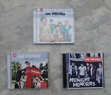 LOTTO 3 CD ONE DIRECTION ALBUM midnight memories / take me home / up all night