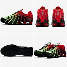 Nike Shox R4 Neymar Jr Trainer - Black/Silver/Lime/Red BV1387001 - UK 6 EUR 40