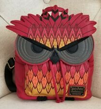 SDCC 2019 Exclusive LOUNGEFLY HARRY POTTER PHOENIX Fawkes BACKPACK