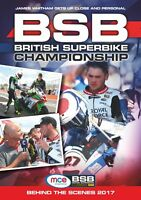 British Superbike Championship 2017 - Behind The Scenes 2017 DVD