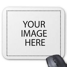 Custom Printed Personalized Photo Mouse Pad Add Your Own Image Ship From USA