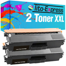 2 Toner XXL Black für Brother TN-325 DCP-9055 CDN DCP-9270 CDN HL-4140 CN