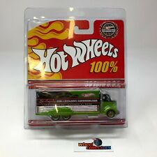 #260  '38 Ford COE #5691 * Hot Wheels Convention Series * HD13