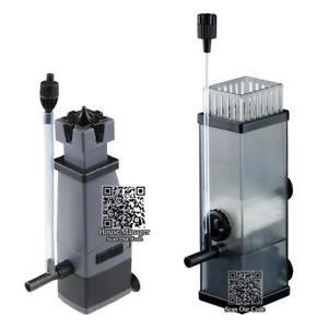 Aquarium Pump Surface Skimmer To Remove Oil Slick Oil Film Remover Filter Pump