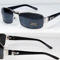 New DG Eyewear Mens Fashion Designer Sunglasses Shades Wrap Retro Rectangular