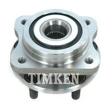 Wheel Bearing and Hub Assembly-FWD Front Timken 513075