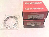 TORRINGTON NTA-2435 / Lot of 2 (New in Box) Thrust Roller Assembly NOS  NTA2435