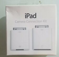 NEW GENUINE Apple iPad Camera Connection Kit: MC531ZM/A