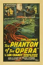 Phantom Of The Opera Movie Poster 24in x 36in