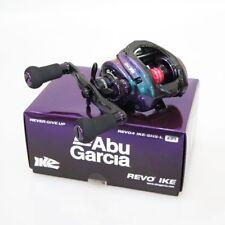 Abu Garcia Revo Revo4 IKE-SHS-L Left Baitcasting Fishing Reel Free USA Shipping