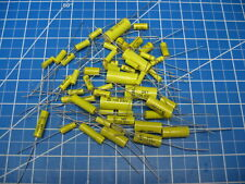 630V 0.001-1.0uF Axial Film Capacitors - Cary Electronic - 10Values/5 each=50Pcs