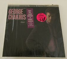 George Chakiris ST1750 Stereo album released in 1962 - MINT/NEAR MINT+