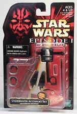 Star Wars Underwater Accessory Set Ep I TPM 1998