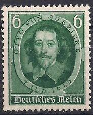 Germany 3rd Reich Mi# 608 MH 250th Death Anniversary of Otto von Guericke *