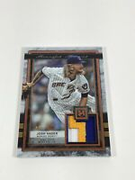 2020 Museum Collection Josh Hader Meaningful GU Material Relic Patch #13/35