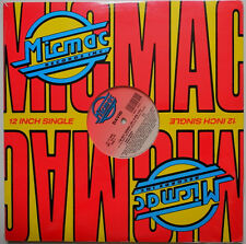 """12"""" US**DAVID - I'M NOT GONNA CRY OVER YOU (MICMAC RECORDS '92 / SEALED)***23059"""