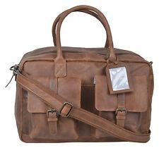 Primadonna Premium Leather Overnight Bag