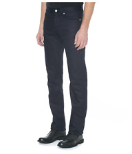United Stock Dry Goods Raw Japanese Denim Selvage Mens Narrow Fit Straight Jeans