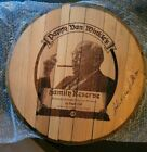 Authentic Signed Limited Used 23 Year Pappy Van Winkle Bourbon Barrel Head W/coa
