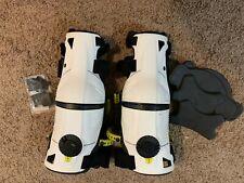 MOBIUS X8 Knee Brace [Lg White/Yellow]