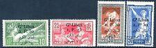 Colonies françaises lebabnon-olympique de 1924-5 Lot de 4 SG 49-52 Légèrement Monté Comme neuf