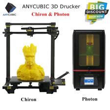 CA Anycubic SLA Photon | Chiron 3D Printer Kit High-precision Large Print Size
